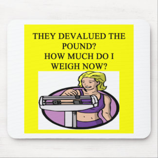 dieter s joke mouse mat