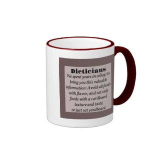 Dieticians Mugs