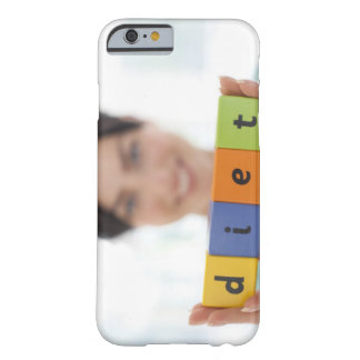Dieting, conceptual image. barely there iPhone 6 case