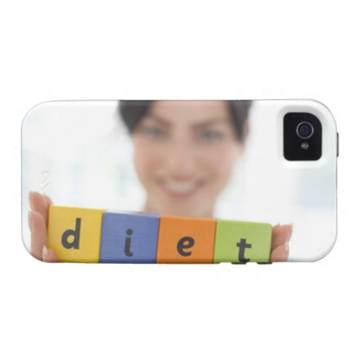 Dieting, conceptual image. iPhone 4/4S cases