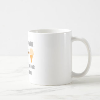 Dietitian ... Will Work For Ice Cream Coffee Mug