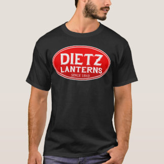 Dietz Lanterns since 1840 T-Shirt