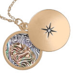 Different abstract pattern pendants