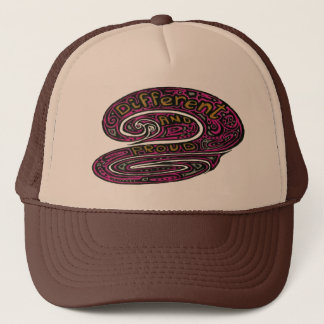 Different And Proud! Trucker Hat