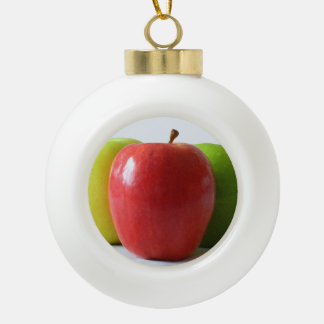 Different Apples Ornament