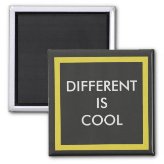 Different Is Cool Magnet - Inclusion Project
