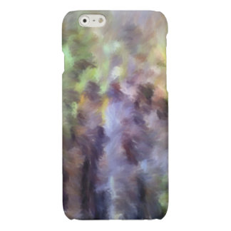 Different multicolored pattern iPhone 6 plus case