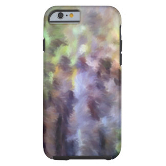 Different multicolored pattern tough iPhone 6 case