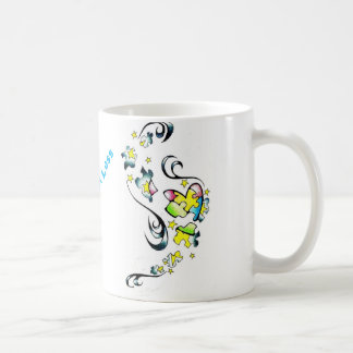 Different Not Less Coffee Mug