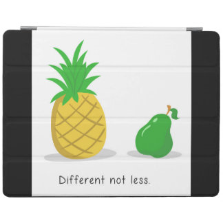 Different Not Less - iPad Case iPad Cover