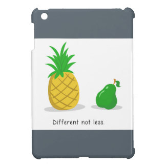 Different Not Less - iPad Mini Hard Case iPad Mini Case