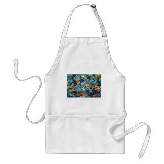 Different Shades of Blue Standard Apron