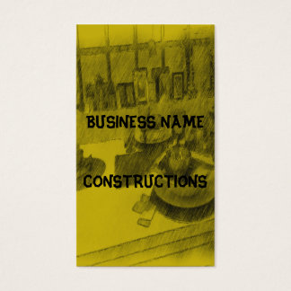 different stuff business card