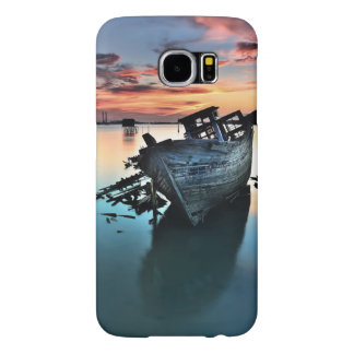 Different sunset colour with nature oriented. samsung galaxy s6 cases