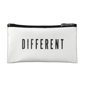 Different Trademark Pouch Deposit Money Bag Cosmetic Bags