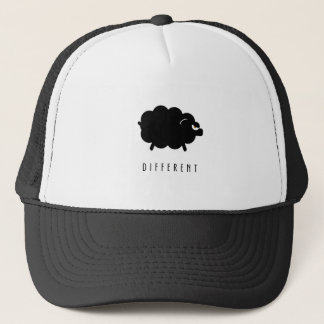 Different Trucker Hat