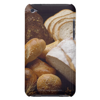 Different types of artisan bread Case-Mate iPod touch case