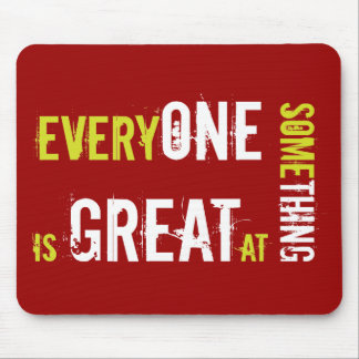 Differently Abled, Autism, Special Education Mouse Pad