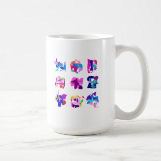 Difficulty Basic White Mug