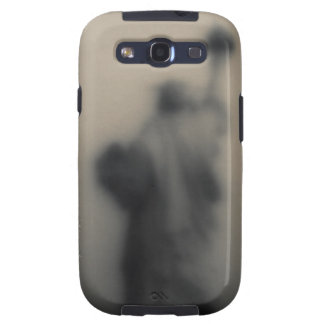 Diffused image of the Statue of Liberty Galaxy S3 Cases