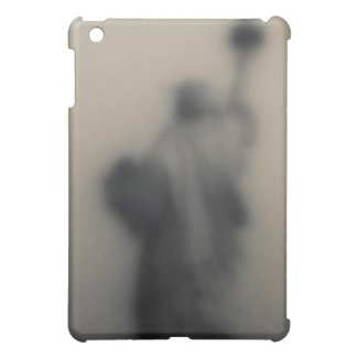 Diffused image of the Statue of Liberty Case For The iPad Mini