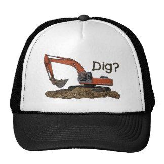 Dig? Hats