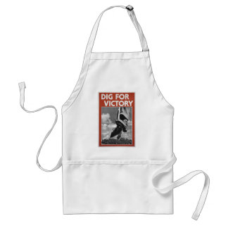 Dig For Victory Aprons