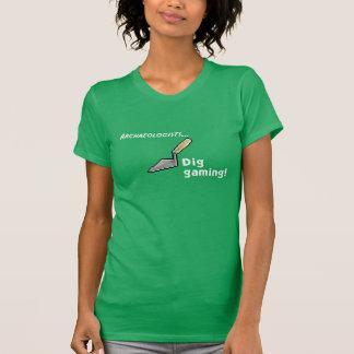 Dig Gaming! Women's T-Shirt