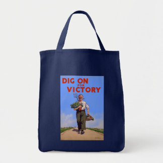 Dig on for Victory Tote Bag