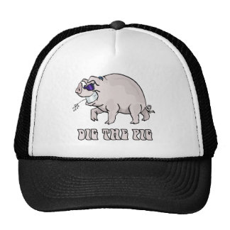 Dig the Pig Cap
