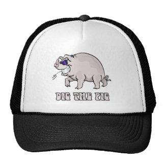 Dig the Pig Hat