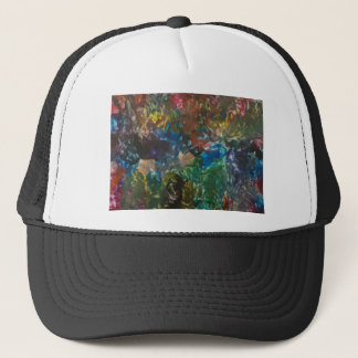 Digestive juices trucker hat