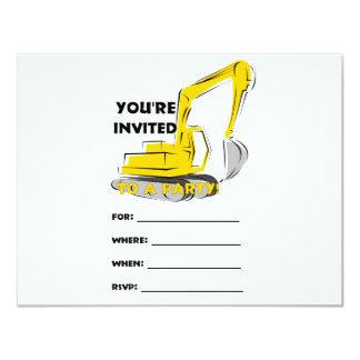 Digger Invitation