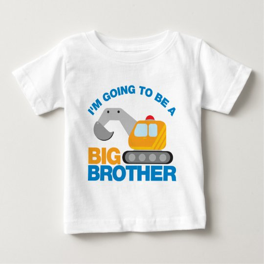Digger Truck Going To Be A Big Brother
