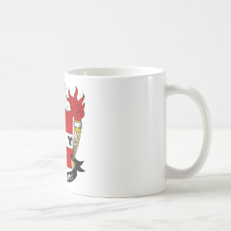 Digges Family Crest Coffee Mug