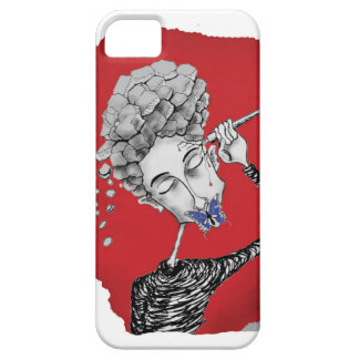Digging Brain Phonecase Barely There iPhone 5 Case