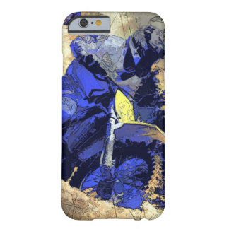 Digging In - Motocross Racers Barely There iPhone 6 Case