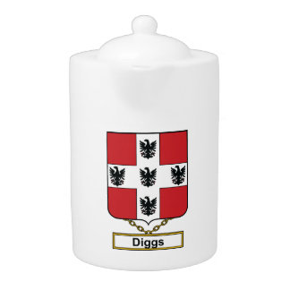 Diggs Family Crest