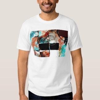 Digital Abstract Artwork Tshirt
