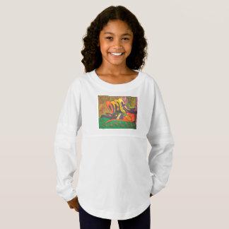 Digital Abstract Illustration DAI C. Jersey Shirt