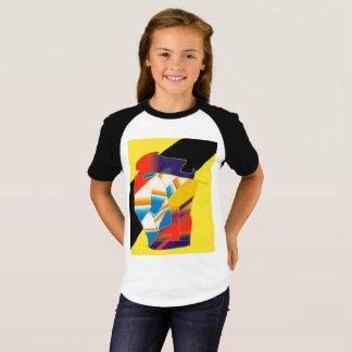 Digital Abstract Illustration DAI C. T-Shirt