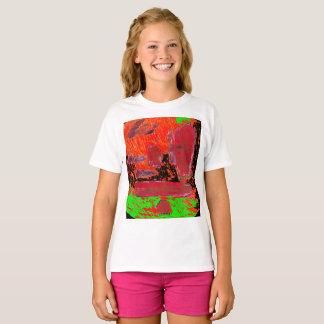 Digital Abstract Illustration DAI C T-Shirt