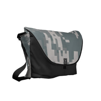Digital ACU Camoflage Commuter Bag