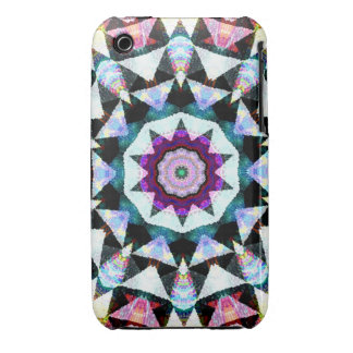 Digital Art, Abstract and kaliedscope Phone Cases Case-Mate iPhone 3 Cases