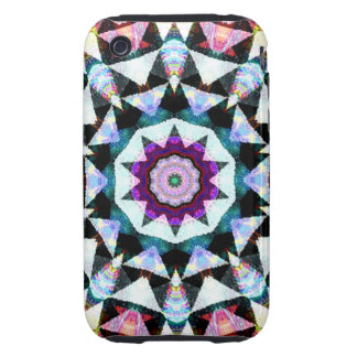 Digital Art, Abstract and kaliedscope Phone Cases Tough iPhone 3 Case