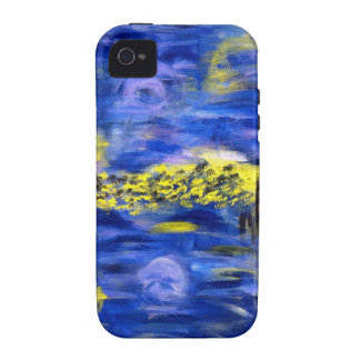 Digital Art, Abstract and kaliedscope Phone Cases iPhone 4/4S Covers