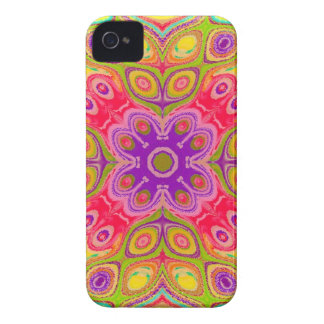 Digital Art, Abstract and kaliedscope Phone Cases iPhone 4 Cover