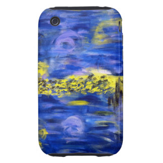 Digital Art, Abstract and kaliedscope Phone Cases iPhone 3 Tough Covers