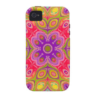Digital Art, Abstract and kaliedscope Phone Cases iPhone 4 Covers