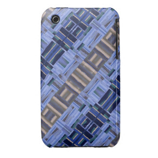Digital Art, Abstract, Fractal Phone Cases, Tiles iPhone 3 Case-Mate Case